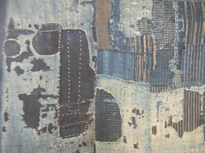 patched indigo